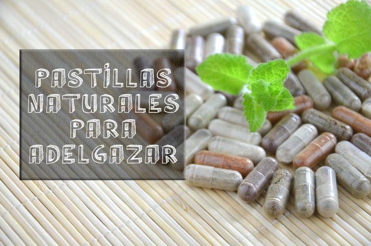Las 7 mejores pastillas naturales para adelgazar