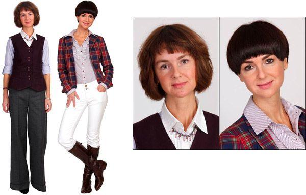 Проект Преображение от Bogomolov' Image School, Лариса, 40 лет, врач-анестезиолог (Иркутск)