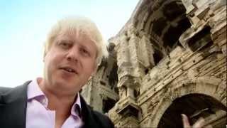 Boris Johnson's Olympic Welcome, via YouTube.