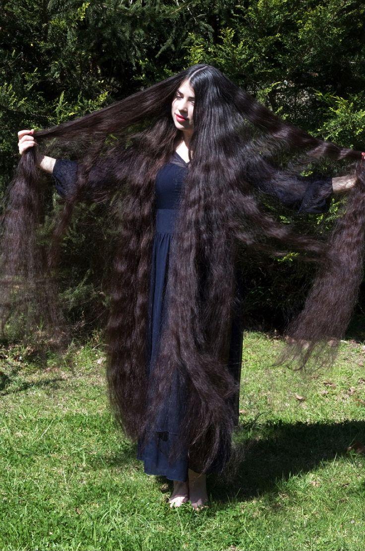 Very Long Hair - Cheveux hyper long 13/11/2015