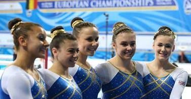 MCSMaria's Artistic Gymnastics Blog: Euros: Great Britain Qualifies in First for Team F...