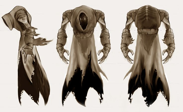 Wraith concept art - Google Search