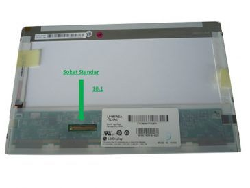 Layar Lcd Laptop 10.1 inch For Acer Aspire One KAV10 KAV60