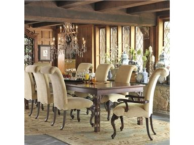 Shop For Highland House Prince Regent Dining Table HH10 306 EM And Other Room Tables At Elite Interiors In Myrtle Beach SC