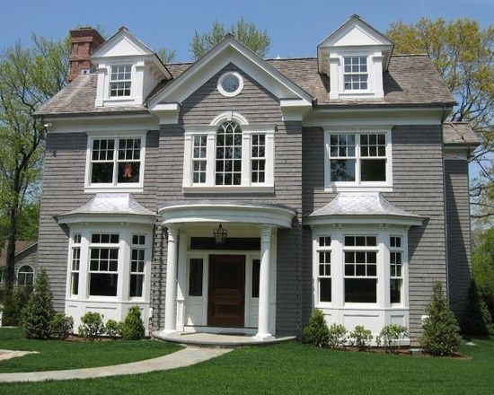 Half Round Portico Google Search House Projects