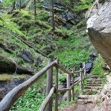 Meraner Höhenweg - Wanderung durch die 1000-Stufen-Schlucht  | Suedtirol-Kompakt.com