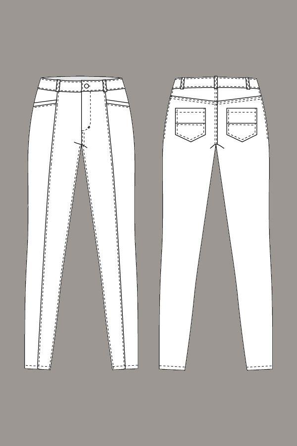 Jamie Jeans - Named $15 (EUR)