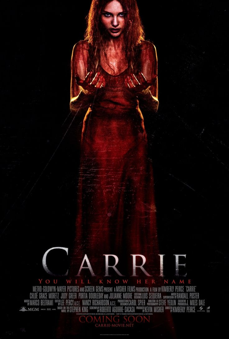 Carrie (2013) -- (my favorite remake)