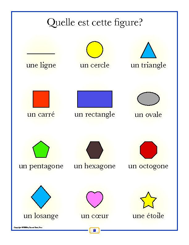 Introduce shapes with this colorful 18 x 24 in. poster that: - includes a free guide with teaching suggestions and practice worksheets - is sent flat (except international orders)