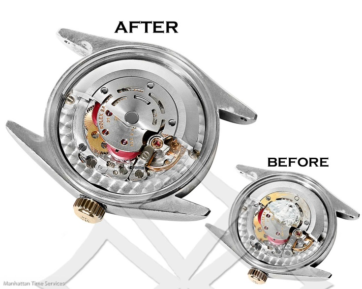 17 Best images about Watch Repair: Recent Repairs on ...