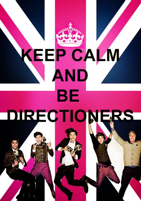 KEEP CALM and BE DIRECTIONERS (but Niall is Irish!!)