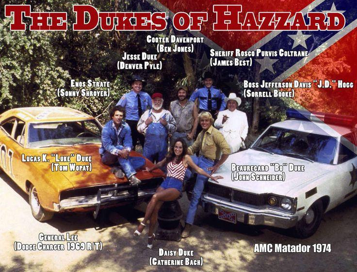 The Dukes of Hazzard....yeehaa... :D