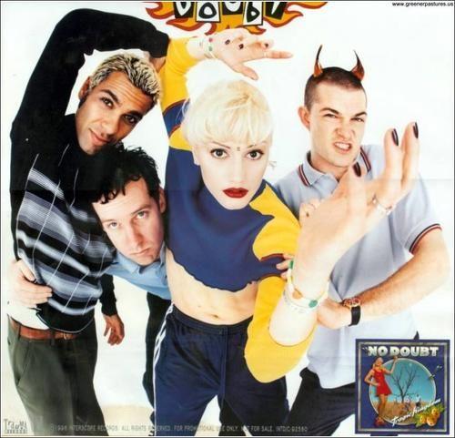 90s No Doubt. Childhoo... Gwen Stefani