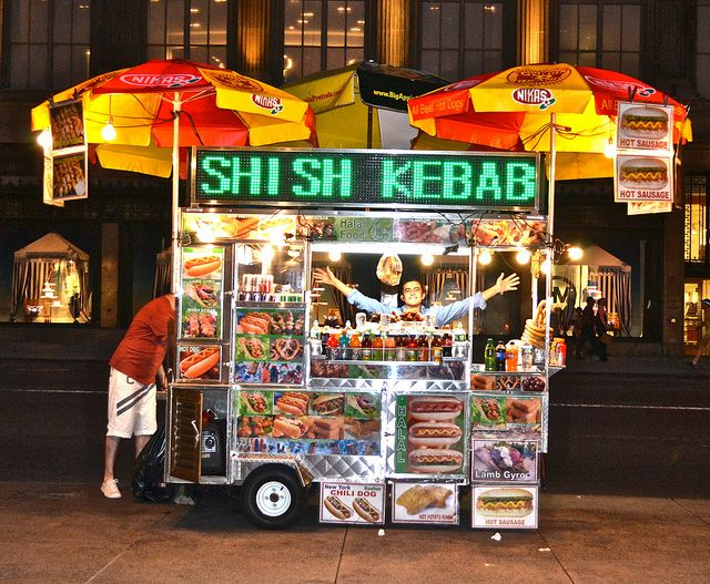 Famous Food Trucks In Nyc