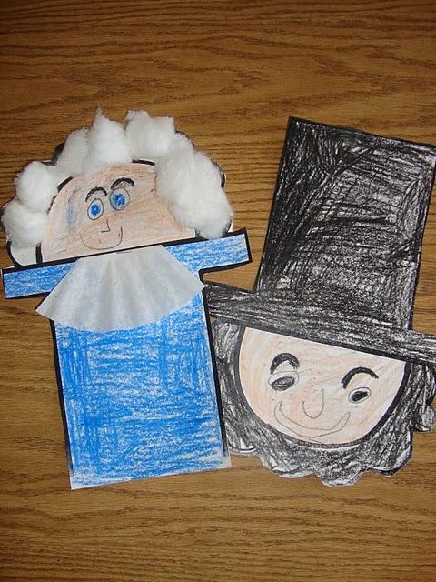 George Washington/Abe Lincoln