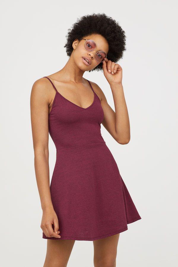 Imagenes de vestidos cortos con puntos