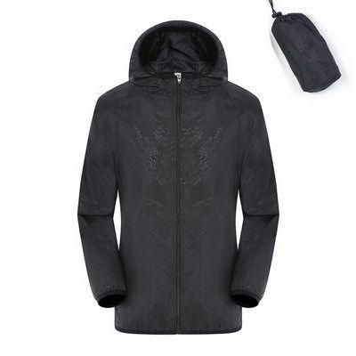 Waterproof & UV Protection Rain Jackets