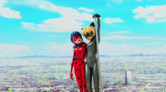 miraculous ladybug torre eiffel - Buscar con Google