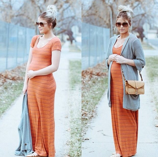 Styling the bump