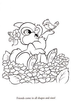 Disney Coloring Pages