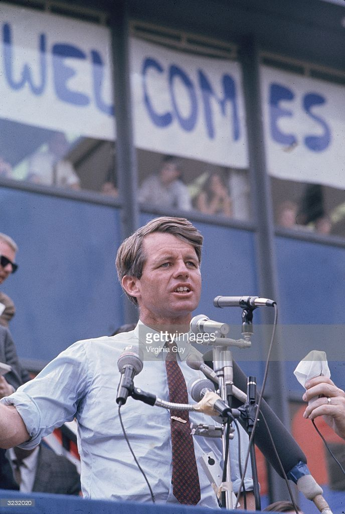 Jack, Bobby or Ted Kennedy?