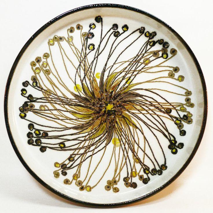 Fajance Royal Copenhagen Schale / bowl • Ellen Malmer • gemarkt & signiert