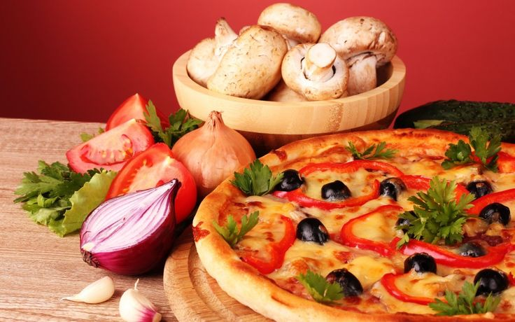 Delicious Pizza HD Wallpapers Pics Download