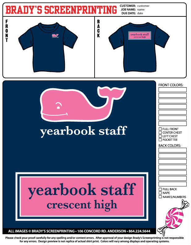 Yearbook shirt #vv @Alyssa Fields @Jeri T Todd