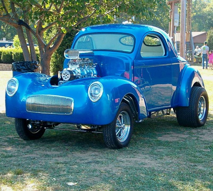 17 Best Images About 40/41 Willys Gassers On Pinterest