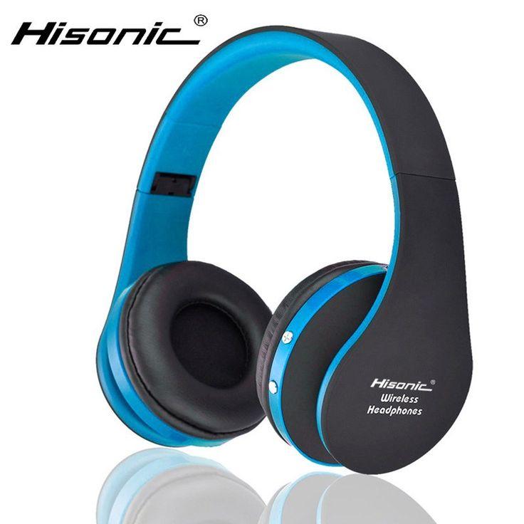 Buy online US $13.81  Hisonic Bluetooth Headset Wireless Headphones Stereo Foldable Sport Earphone Microphone headset bluetooth earphone SUN8252  Available latest products: DVR