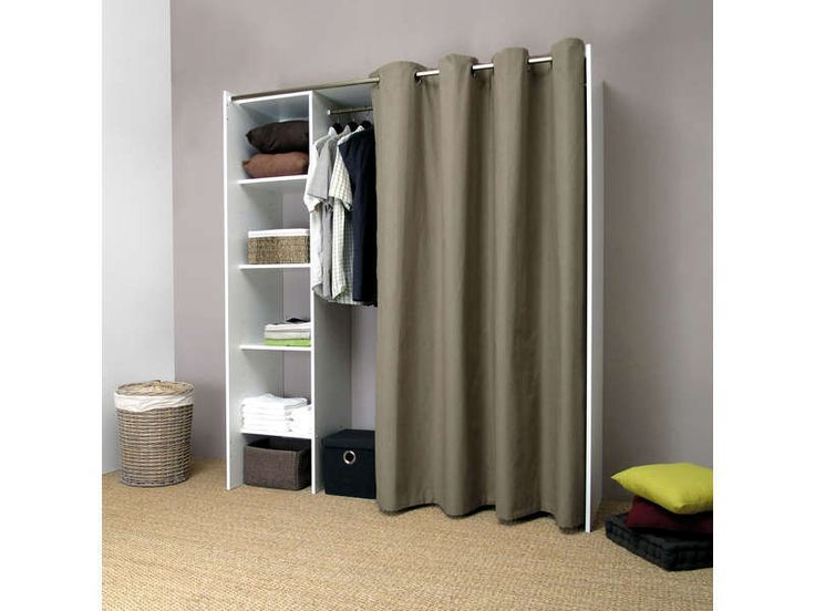 Les 25 meilleures id es de la cat gorie dressing conforama for Cortinas conforama