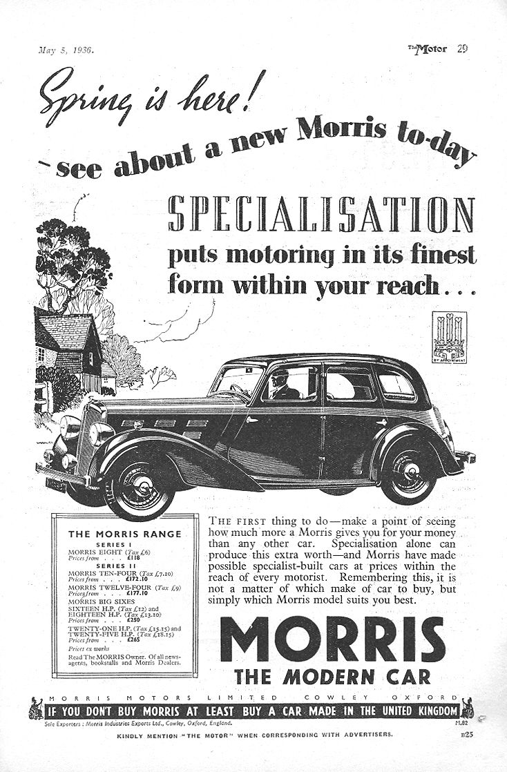 121 best morris ( 1919 - 1952 ) images on Pinterest | Old school ...