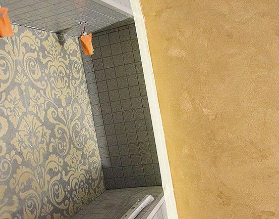 Pienessä WC:ssä on kultainen teema. #asuntomessut #yitasuntomessut #asuntomessut2014 #yitdramaqueen