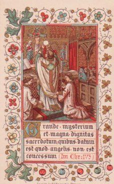 O artigo que segue foi publicado no blog do Padre Zuhlsdorf e traduzido gentilmente por Fabiano Rollim. A marcação em negrito e os comentários em vermelho são do próprio padre. Impressão de um leit…