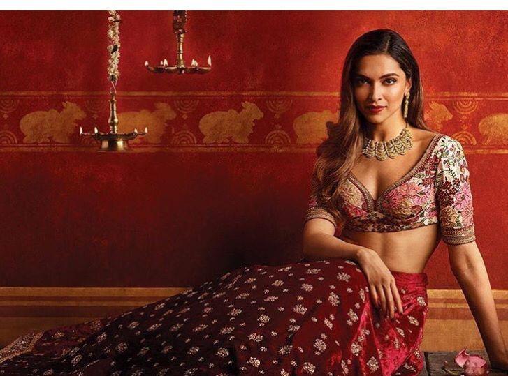 Deepika sabyasachi 2016 order at thebollywoodcloset @gmail.com