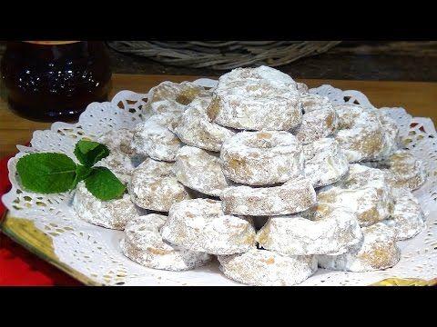 Receta Roscos de vino Navideños - Recetas de cocina, paso a paso, tutorial - YouTube