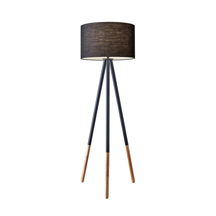 58 best floor lamps images on pinterest floor standing for Best floor lamp for home office