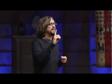 """Jer Thorp - The Weight of Data """"Putting Data into a human context"""""""