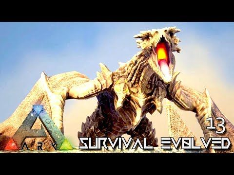 cool ARK: SURVIVAL EVOLVED - NEW WYVERN MYTHICAL CREATURES & CHIEFTAINS !!! E13 (MOD EXTINCTION CORE)