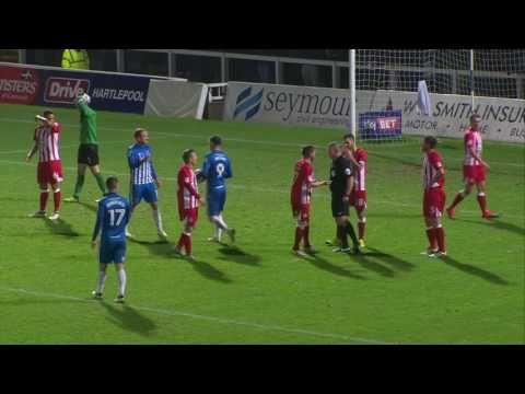 Hartlepool United FC vs Accrington - http://www.footballreplay.net/football/2016/11/22/hartlepool-united-fc-vs-accrington/