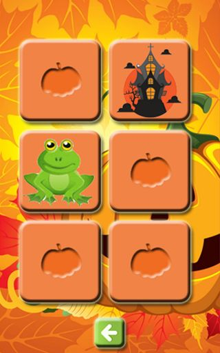 Halloween Memory Game for Kids bit.ly/1NnhUVs