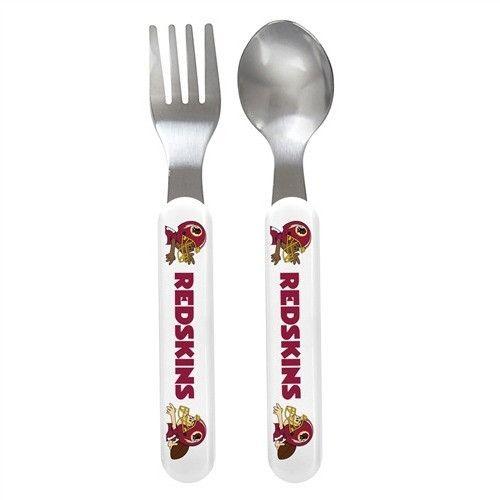 NFL Washington Redskins Baby Cutlery Set