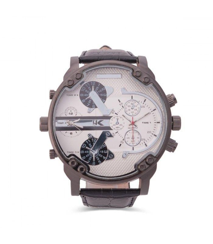 Yaki Orologio da Polso Uomo 1688 - Yaki Watches Shop