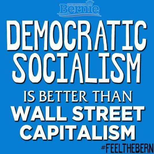 Support Bernie Sanders for President 2016!  Nothing else is more important!  Can you feel the Sanderstorm?  That's because it's growing! We have had enough of oligarchy!berniemoneybomb.com
