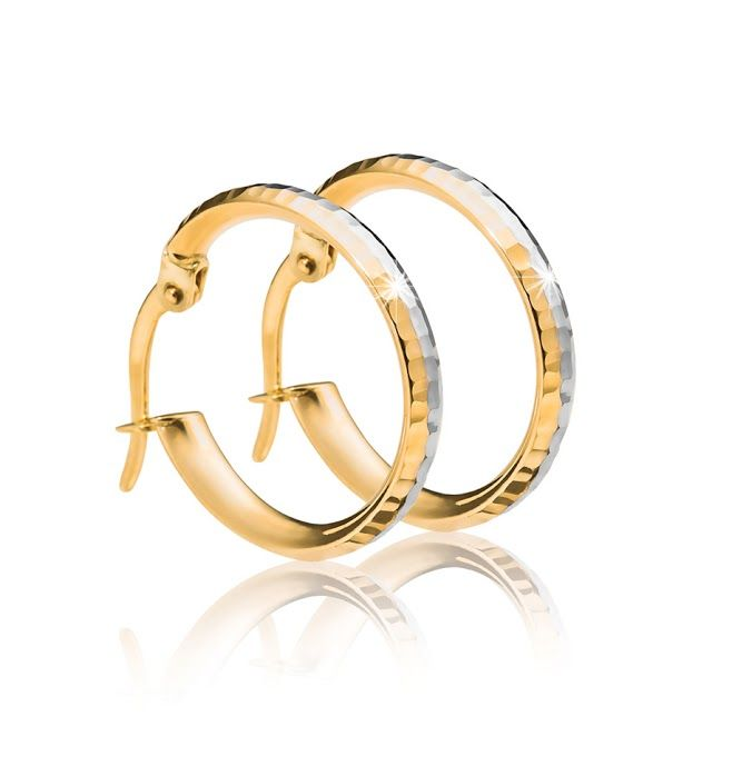 9ct Gold Earrings R988  *Prices Valid Until 25 Dec 2013