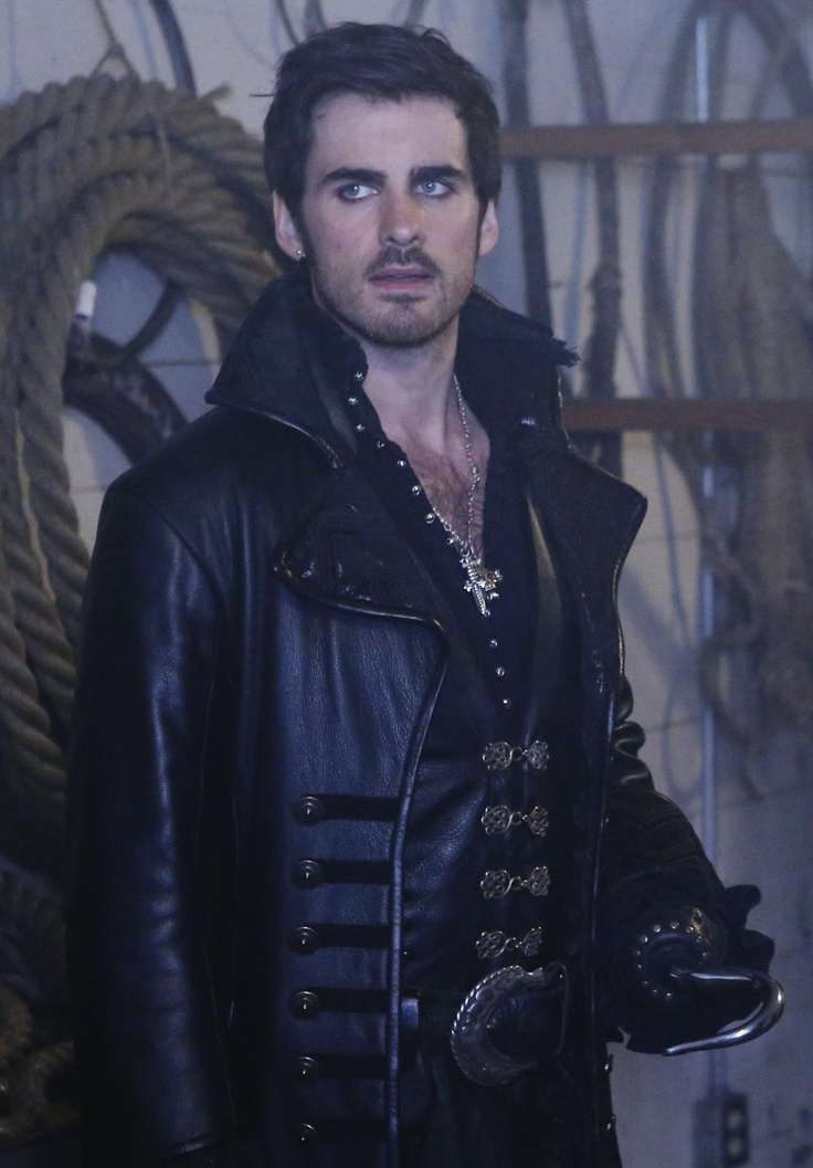 Captain Hook/Killian Jones