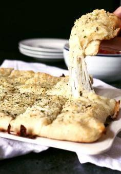 Chicago-Style deep d Chicago-Style deep dish breadsticks are the...  Chicago-Style deep d Chicago-Style deep dish breadsticks are the easy version of fan-favorite Chicago style pizza. Dip them into your favorite pizza sauce for a fun game day snack!   honeyandbirch.com   game day   football   ideas   for a crowd   party   food   tailgating   super bowl   easy   classic   best   appetizer   recipe   baked   without yeast   from pizza dough   homemade   cheesy   recipes Recipe…