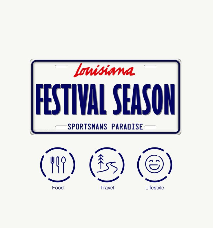 There are tons of festivals coming up in the Baton Rouge area! To help keep track of it all, here's a handy calendar of upcoming events. Be sure to check back as you make your plans!