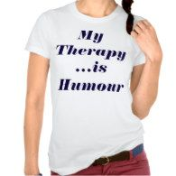 My Therapy is Humour