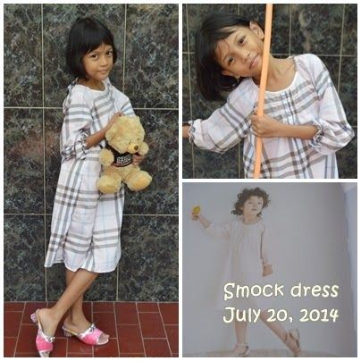 Smock Dress | bundanya asa